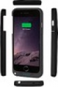 Deals List: i-Phone 6 Power Charging Juice Pack Phone Case, Black
