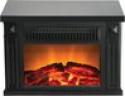 Deals List: Frigidaire TZRF-10345 Zurich Tabletop Retro Electric Fireplace, Black