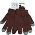 Deals List: URGE Basics Texting Gloves, Brown