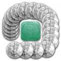 Deals List: 2015 1 oz Silver American Eagle BU (Lot, Roll, Tube of 20)