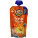Deals List: Earth's Best Organic Stage 2, Orange & Banana, 4 Ounce Pouch (Pack of 12)