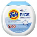 Deals List: Tide Pods Free & Gentle HE Laundry Detergent 77 Count
