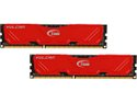 Deals List: Team Vulcan 16GB (2 x 8GB) 240-Pin DDR3 SDRAM DDR3 1600 (PC3 12800) Desktop Memory Model TXD316G1600HC9DC-V