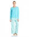 Deals List: Hue Sleepwear Women's Artic Wave Fleece Pajama Set