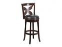 Deals List: Flash Furniture Flower Back Barstool Cappuccino