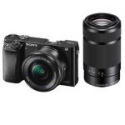 Deals List: Sony Alpha A6000 24.3MP Compact System Camera with 16-50mm Power Zoom Lens & Extra 55-210mm Lens