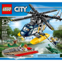 Deals List: LEGO City Police Helicopter Pursuit