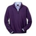 Deals List: Jos. A. Bank Signature Pima Cotton Half-Zip Mens Sweater