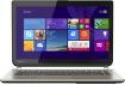 "Deals List: Toshiba E45T-B4106, Satellite 14"" Touch-Screen Laptop - Intel Core i5 - 8GB Memory - 1TB Hard Drive - Satin Gold"