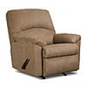 Deals List: Simmons Upholstery Tan Microfiber Rocker Recliner + Free $27 SYWR Point