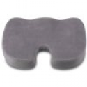 Deals List: CQ Wellness Breathable Coccyx Orthopedic Comfort Foam Seat Cushion (Gray)
