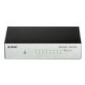 Deals List: D-Link GO-SW-8GE 8-Port Gigabit Metal Desktop Switch