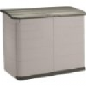 Deals List: Rubbermaid Plastic Horizontal Outdoor Storage Shed, 32-Cubic Foot (FG374701OLVSS)