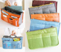 Deals List: Women Travel Insert Handbag Organiser Purse Large Liner Organizer Tidy Bag