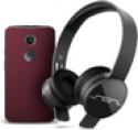 Deals List:  Moto X No Contract Smartphone (2014) + Sol Republic Tracks Air