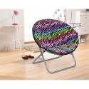 Deals List: Cocoon Faux Fur Saucer Chair, multiple colors