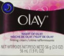 Deals List: Olay Night Of Olay Firming Cream, 2.0 oz., 3 Count