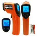 Deals List: Nubee Non Contact Infrared IR Thermometer, Orange/Black