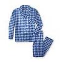 Deals List: Hanes Men's Long-Sleeve Flannel Pajamas