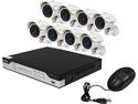 Deals List: Zmodo 8 Channel H.264, 960H DVR Security System w/8 x 700TVL Night Vision