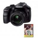 Deals List: Sony Alpha A3000 20.1MP Digital Camera with 18-55mm F3.5-5.6 E Mount Lens (ILCE3000K/B)