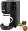 Deals List: Mr. Coffee - Single-Serve Keurig K-Cup Brewer - Black, BVMC-KG2B