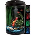 Deals List: Hawkeye 3 Gallon 360 Starter Aquarium Kit with LED Lighting