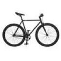 Deals List: Black/Blk 54CM Fixie Bike Steel Frame Gear Single Speed Sport Road Track Bicycle