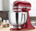 Deals List: Brand New Kitchenaid Stand Mixer Tilt 4.5-Quart ksm85pb, in 4 Colors
