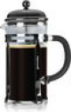 Deals List: Procizion 34 Oz French Press - Durable Coffee, Espresso and Tea Maker with Triple Filters, Stainless Steel Plunger and Heat Resistant Glass