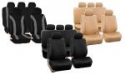 Deals List: Car Seat Cover Set With Choice of Faux Leather or Cloth