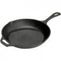 Deals List: T-fal E83452 Pre-Seasoned Cast Iron Dutch Oven Cookware, 6-Quart, Black