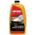 Deals List: Mothers 05674 California Gold Carnauba Wash & Wax - 64 oz.