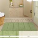 Deals List: Townhouse Rugs Memory Foam Bath Rug, 17-Inch by 24-Inch, Sage