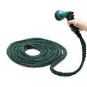 Deals List: Deluxe 25 50 75 100 Feet Expandable Flexible Garden Water Hose w/ Spray Nozzle