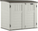 "Deals List: Craftsman 4' 5"" x 2' 8.25"" Resin Horizontal Utility Shed, 34 cu. ft."