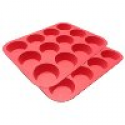 Deals List: Ozera Silicone Muffin Pan / Cupcake Pan Cupcake Mold 12 Cup, Set of 2, Red