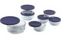 Deals List: Pyrex 14-Piece Storage Plus Set, Blue