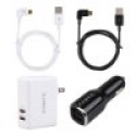 Deals List: Onite 4 in 1 Essential Home and Car Charger Kit