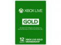 Deals List:  Microsoft Xbox LIVE 12 Month Gold Card