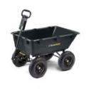 Deals List: Gorilla Carts 5.5-cu ft Poly Yard Cart with 1200-lb. capacity