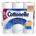 Deals List: Cottonelle Clean Care Toilet Paper, Double Roll, 4 Count (Pack of 8)