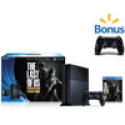 Deals List: layStation 4 Console w/ The Last of Us + Extra Dualshock 4 Controller + 1 Select Game