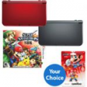 Deals List: New Nintendo 3DS XL Handheld with Super Smash Bros Game and Choice of Amiibo
