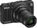 Deals List: Nikon COOLPIX S9700 16MP Digital Camera w/ 30x Zoom, Wi-Fi , GPS - Factory Refurbished