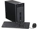 Deals List: HP ProDesk 405-G1 (L5M60US#ABA) Desktop PC A4-Series APU A4-5000 (1.5GHz) 4GB DDR3 500GB HDD Windows 8.1 Pro 64-Bit / Windows 7 Professional downgrade