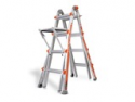 Deals List: Little Giant Alta One 14013-009 M-17 or 14016-009 M-22 Ladder with Work Platform and Wheel Kit