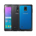 Deals List: Samsung Protective Cover / Case for Galaxy Note 4 - Blue / Gray