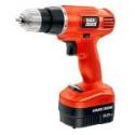 Deals List: Black + Decker 9.6V Cordless Drill/Driver GC960