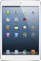 Deals List: Apple MD531LL/A iPad Mini 1 Tablet 16GB w/WiFi-White/Silver, Pre-Owned